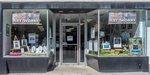 Berkeley Art Works, 116 North Queen Street, Martinsburg WV