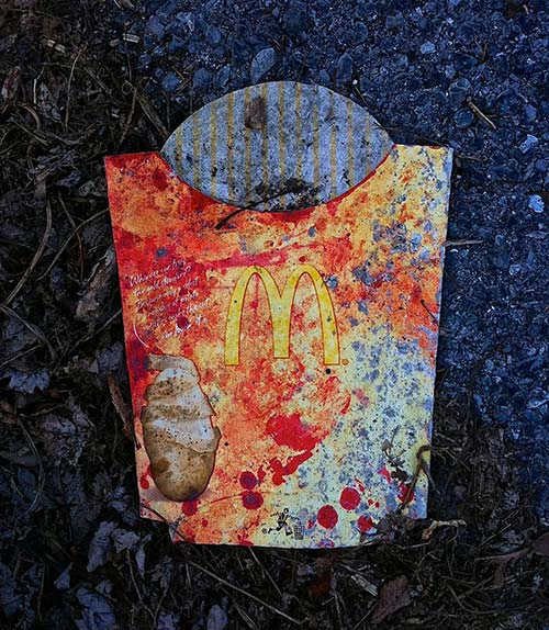 """Tossed Fries: Six Months Later: by Gary Bergel"