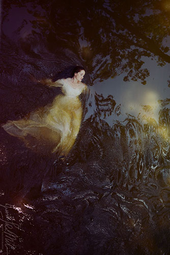 """Ophelia"" by Jessica McCann of Purcellville, VA"
