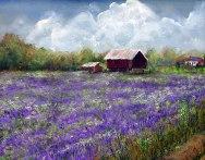 Spring-Field---Acrylic-Impsato---Tom-Nebel