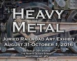 """Heavy Metal"" Title Image"