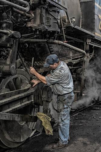 """Man and Machine"" by Joe Goodrich - Merit Award"