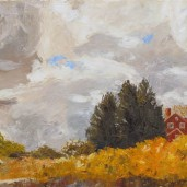 """Early Fall"" by Bruce Chandler - Honorable Mention"