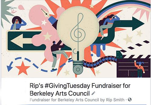 Fund raiser to upgrade the Berkeley Art Works Hanging System