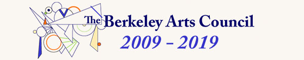 Berkeley Arts Council 2009-2019